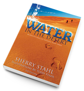 Water in the Desert - Sherry Stahl