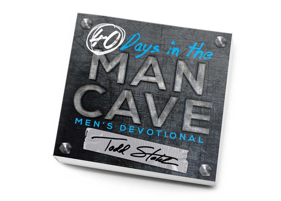 MAN CAVE 40